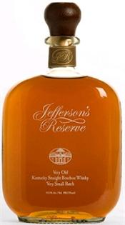 Jefferson's Bourbon Reserve Very Small Batch 750ml
